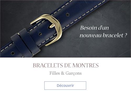 Bracelet montre enfant