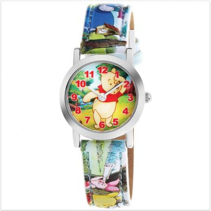 Montre enfant Winnie l Ourson.